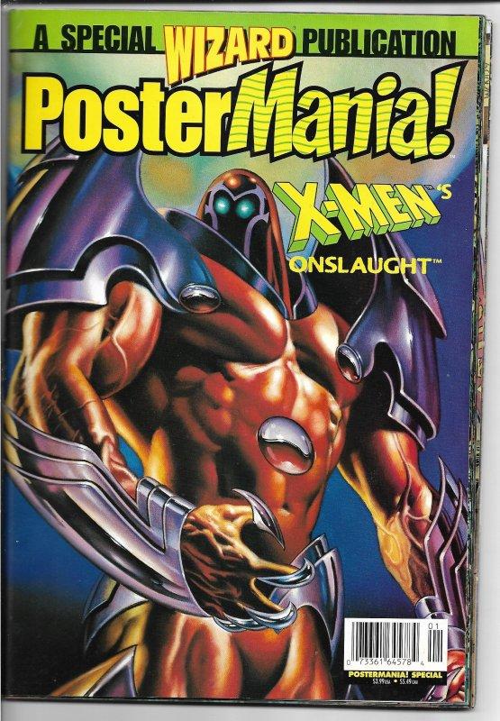 Postermania A Special Wizard Publication (1996)