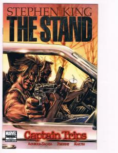 The Stand # 3 Marvel Comic Books Hi-Res Scans Stephen King Great Issue WOW!! S17