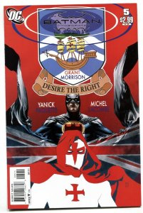 Batman Inc. #5-First appearance of BATWING-2011-DC-NM-