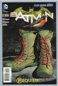 Batman V2 18 May 2013 NM- (9.2)