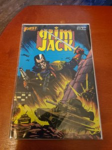Grimjack #18 (1986)