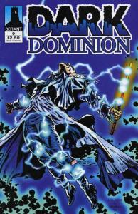 Dark Dominion #9 VF; Defiant | save on shipping - details inside