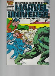 Marvel Universe #15