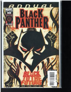 Black Panther #1 Annual (Marvel, 2005)