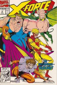 X-Force (1991 series) #5, NM (Stock photo)