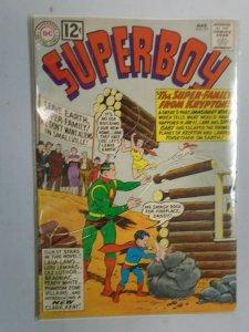 Superboy #95 2.0 GD Cover detached (1962 1st Series)