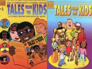 TALES FROM THE KIDS (1996 DGB) 1-2  COMPLETE!
