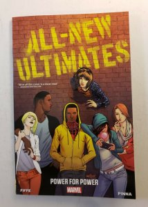 ALL- NEW ULTIMATES POWER FOR POWER TPB SOFT COVER GRAPHIC NOVEL NM MARVEL