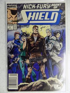 Nick Fury, Agent of SHIELD #1 (1989)