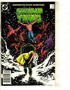 8 DC Comics Swamp Thing 31 Legion 207 296 302 304 313 Question 2 Teen Titans DS2