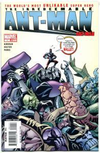 Irredeemable ANT-MAN #1 2 3 4 5 6-12, NM, Kirkman of Walking Dead, 2006,1st,1-12