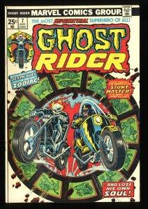 Ghost Rider #7 VF/NM 9.0