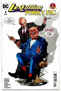 Lex Luthor Porky Pig Special #1 (DC, 2018) NM