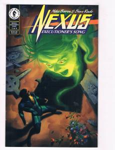 Nexus: Executioners Song #1 NM Dark Horse Comics Comic Book DE28