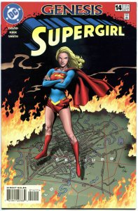 SUPERGIRL #14, NM, Good Girl, Secrets & Lies, 1996, Peter David,more DC in store
