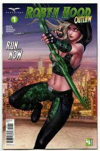 Robyn Hood Outlaw #1 Cvr C (Zenescope, 2019) NM
