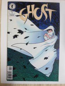 Ghost #11 (Dark Horse Comics) Supernatural Noir 1st Work & Signed Dave Bullock
