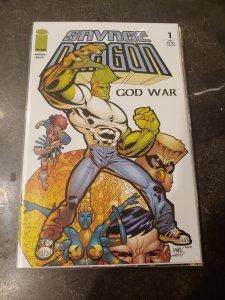 Savage Dragon: God War #1 (2004)