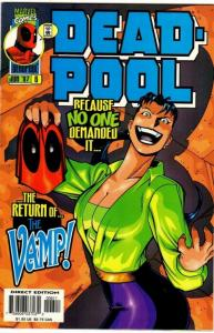 DEADPOOL (1997) 6 VF June 1997