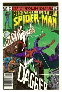 Spectacular Spiderman 64   1st Cloak & Dagger