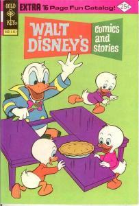 WALT DISNEYS COMICS & STORIES 411 VF-NM Dec. 1974 COMICS BOOK