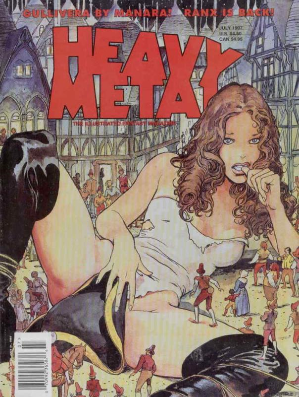 Heavy Metal #171 VF/NM; Metal Mammoth | save on shipping - details inside