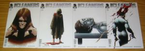 the Cleaners #1-4 VF/NM complete series dark horse comics 2008 horror set 2 3