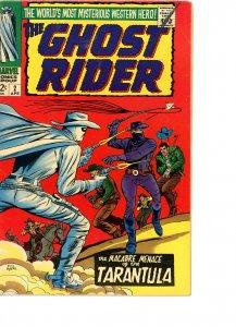 Ghost Rider 2  VG/F  1967