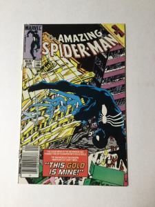 Amazing Spider-man 268 Nm Near Mint Newsstand