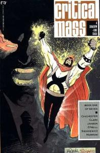 Shadowline Saga: Critical Mass #1, NM (Stock photo)