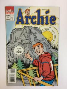ARCHIE  (1942-     )435 VF-NM  May 1995 COMICS BOOK