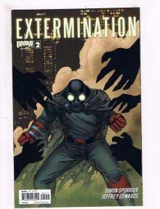 Extermination # 2 VF 1st Print BOOM! Studios Comic Book John Cassaday Cover S63