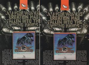 Detective Comics 2 book set #580-81 (Nov-87) NM- High-Grade Batman, Robin the...