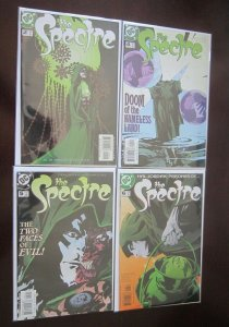 Spectre Comic Lot From #2-27 (2001-03) 17 different books Avg FN/VF 7.0