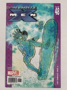 Ultimate X-Men #48 The Tempest Part 3 (2001 Marvel Comics) NM