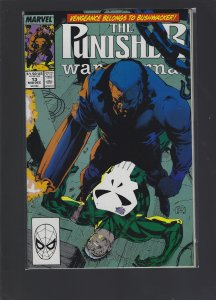 The Punisher War Journal #13 (1989)
