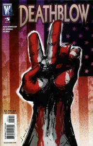 Deathblow (Vol. 2) #5 VF/NM; WildStorm | save on shipping - details inside