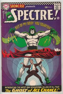 Showcase #64 (Oct-66) VF/NM High-Grade The Spectre (Jim Corrigan)