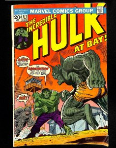 Incredible Hulk (1962) #171 Abomination!