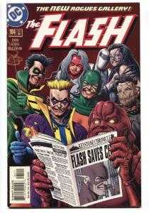 Flash #184-2002-New Rogues Gallery Comic Book