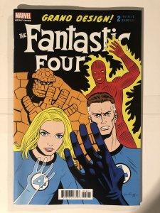 Fantastic Four: Grand Design #2 (2020) - Variant