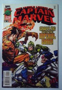 Untold Legend of Captain Marvel #2 (1997)