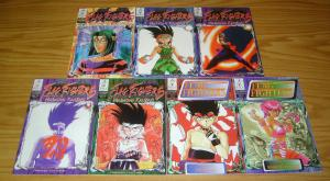Flag Fighters #1-7 VF/NM complete series - masaomi kanzaki - ironcat manga set