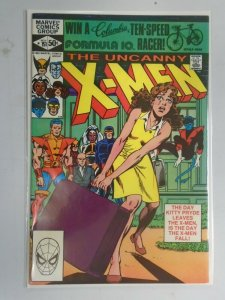 Uncanny X-Men #151 Direct edition 8.0 VF (1981 1st Series)