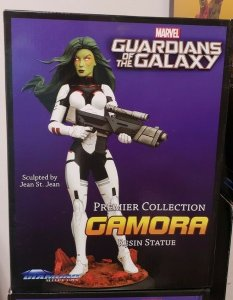 Gamora Guardians Of The Galaxy Diamond Premier Collection Resin Statue #0063