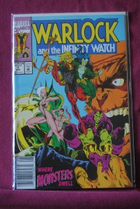 Warlock and the Infinity Watch #7 (1992)