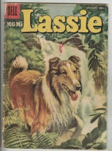 Lassie #33 (Mar-57) VG Affordable-Grade Lassie, Ranger Bob Ericson and Ranger...