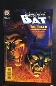 Batman: Shadow of the Bat #37 (1995)