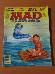 Mad Magazine #286 ~ FINE - VERY FINE VF ~ April 1989