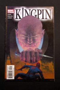 Kingpin #2 September 2003 w/ Spider-Man